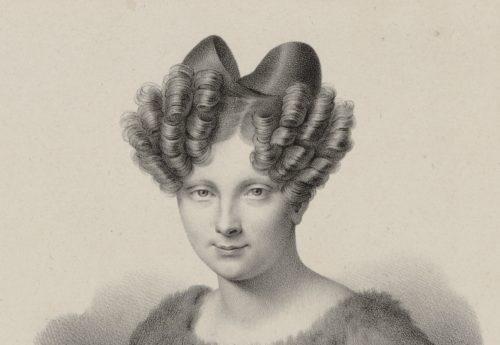 Joséphine Mainvielle-Fodor Léon Noël, d'après R. Des Robert_1827